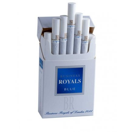 Business Royals King Size Blue